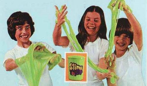 Original Mattel Slime Ad